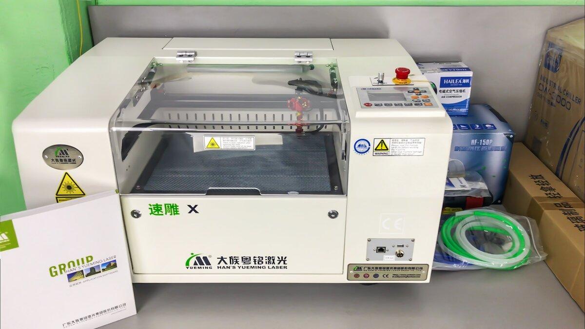 Бизнес на СО2 лазерном станке глазами производителя